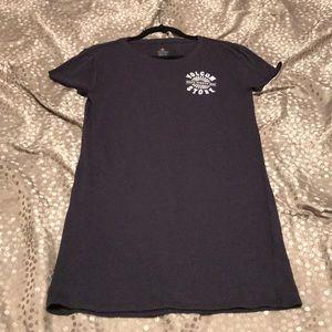 Womens Volcom Stone T-Shirt Dress